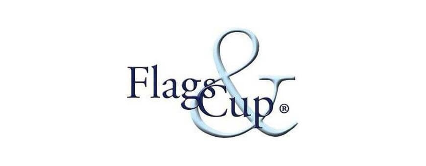 Flags&Cup