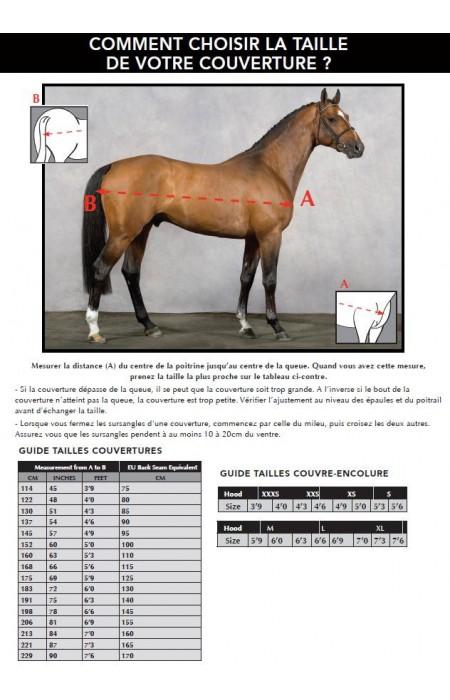 Rambo ® Stable plus VariLayer 450g - HORSEWARE