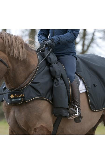 Couvre-reins Irish leg Warmer - 50g - BUCAS