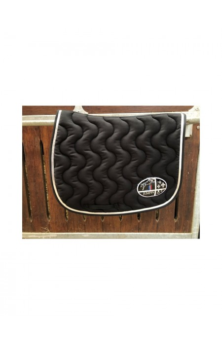TAPIS DE SELLE JUMPAD ECUSSON JUMP IN