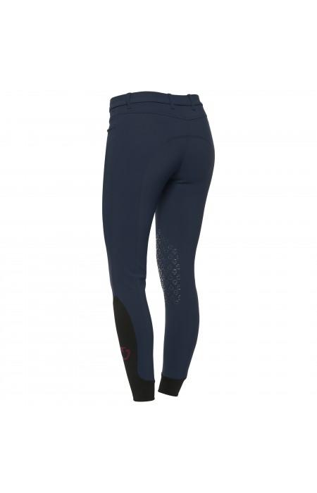Pantalon femme Cavalleria Toscana - Bleu 7B00